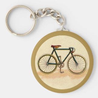 Vintage Bicycle Keychain