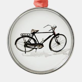 Vintage Bicycle Metal Ornament