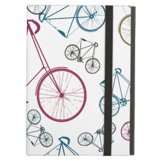 Vintage Bicycle Pattern Gifts for Cyclists iPad Air Case