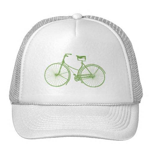 Vintage Bicycle Trucker Hat