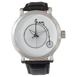 Vintage Bicycle Wrist Watch
