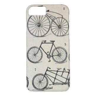 Vintage Bicycles iPhone 8/7 Case