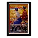 Vintage Bicycles:  Meteor Cycles Cards