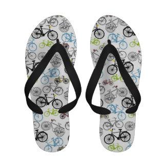 Vintage Bicycles on Sandals