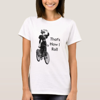Vintage Bicyclist T-Shirt