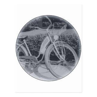 Vintage Bicycyle Postcard