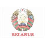 Vintage Bielorrusia Tarjetas Postales