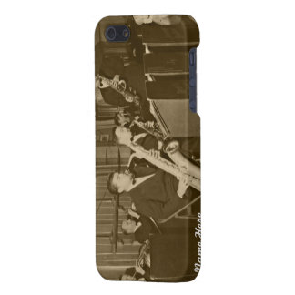 Vintage Big Band Sax iPhone 5 Case