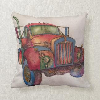Vintage Truck Pillows - Decorative & Throw Pillows Zazzle