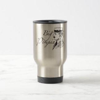 Vintage Big Pimpin 15 Oz Stainless Steel Travel Mug