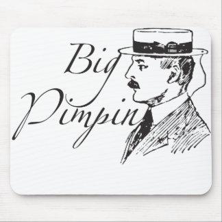 Vintage Big Pimpin Mouse Pad