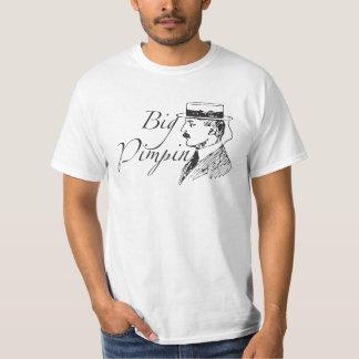Vintage Big Pimpin Tshirts