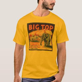 Vintage Big Top Citrus Ad