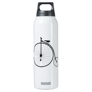 Vintage Bike 16 Oz Insulated SIGG Thermos Water Bottle