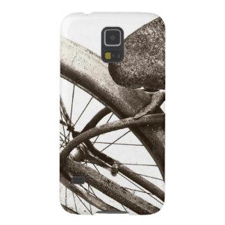 Vintage Bike Case For Galaxy S5