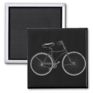 Vintage Bike Old Fashioned Bicycle Cycling Fridge Magnet