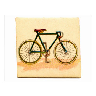 Vintage Bike Postcards Zazzle