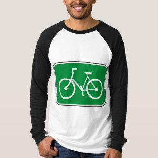 Vintage Bike Sign T-Shirt