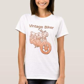Vintage Biker T-Shirt