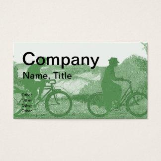 Vintage Bikes Business Card