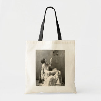 Vintage Billie Dove Photograph Tote Bag
