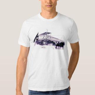 Vintage Biplane Aviator T Shirt