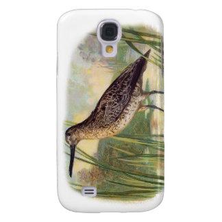 Vintage Bird 3G Spec Galaxy S4 Covers