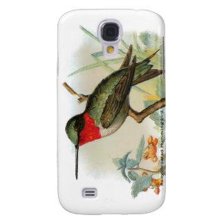 Vintage Bird 3G Spec Samsung Galaxy S4 Case