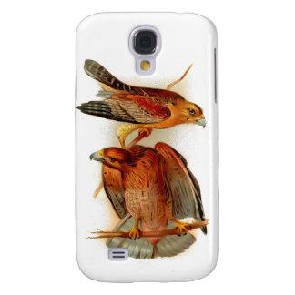 Vintage Bird 3G Spec Samsung S4 Case