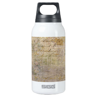 Vintage Bird Cage With Script SIGG Thermo 0.3L Insulated Bottle