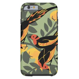 Vintage Bird Case Mate Iphone Case Tough iPhone 6 Case