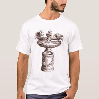 Vintage Birdbath T-Shirt