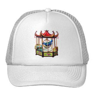 Vintage Birdcage Trucker Hat
