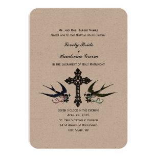 Catholic Wedding Invitations Zazzle