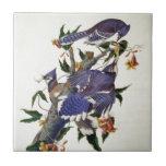 Vintage Birds Ceramic Tiles