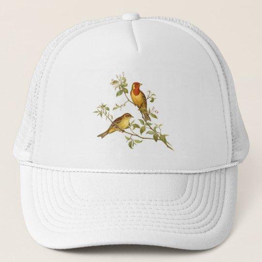 Vintage Birds Trucker Hat