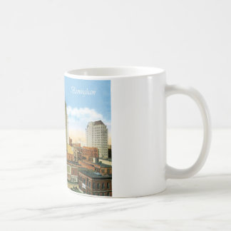 Vintage Birmingham Coffee Mug