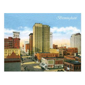 Vintage Birmingham Tarjetas Postales