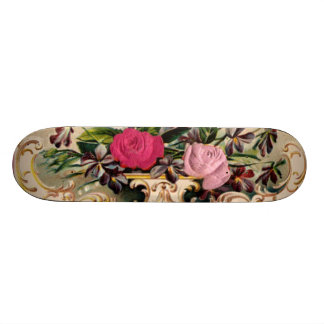 Vintage Birthday Greeting Skateboard