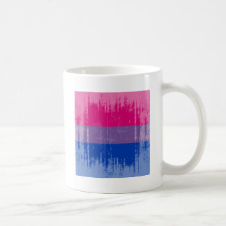 Vintage Bisexual Pride png Mug