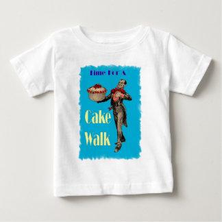 Vintage Black Americana CAKE WALK Baby T-Shirt