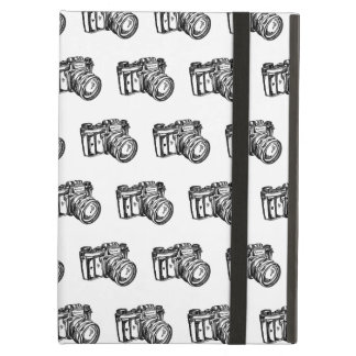 Vintage Black and White Camera Ipad Air Case
