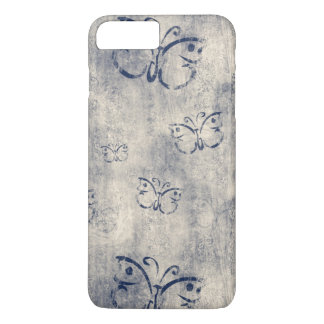 Vintage Black Butterflies iPhone 8 Plus/7 Plus Case