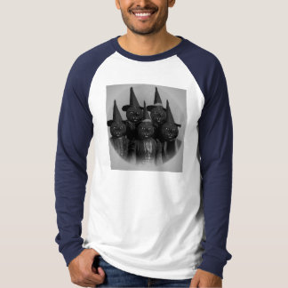 Vintage Black Cat/Witches Tee Shirt