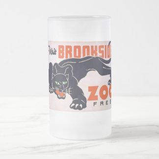 Vintage Black Panther mug