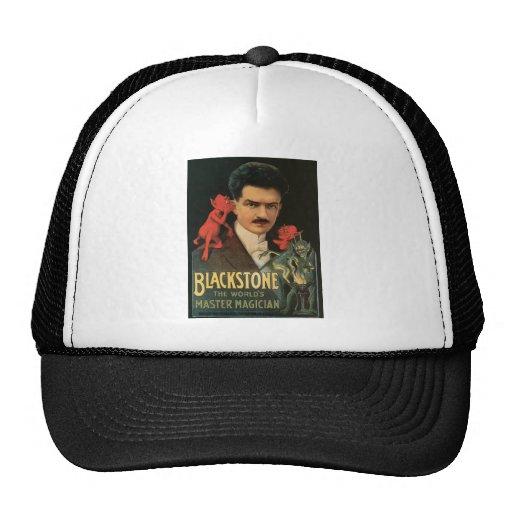 Vintage Blackstone The World's Master Magician Trucker Hat