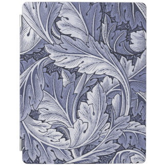 Vintage Blue Acanthus Leaf iPad Smartcover iPad Smart Cover