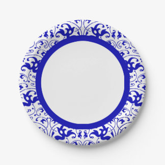 Top Images for Black and White Paisley Paper Plates on picsunday.com. 16/07/2018 to 0145  sc 1 st  PicSunday.com & Black and White Paisley Paper Plates Images