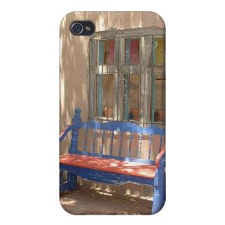 Vintage Blue Bench Iphone Case