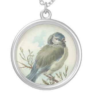 Vintage Blue Bird Jewelry